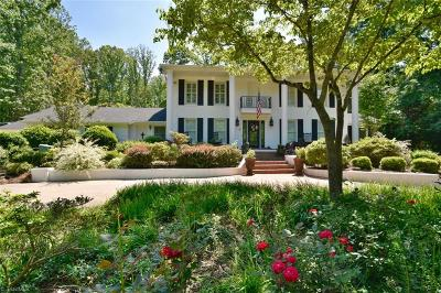 Statesville Single Family Home For Sale: 707 Saint Cloud Drive
