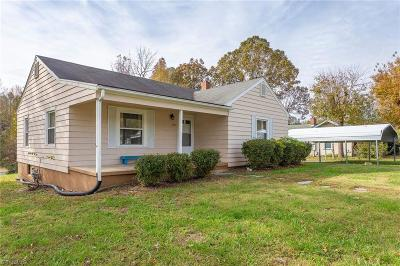 Asheboro Single Family Home For Sale: 801 Morgan Avenue