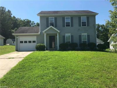 Greensboro Single Family Home For Sale: 731 Foxridge Road