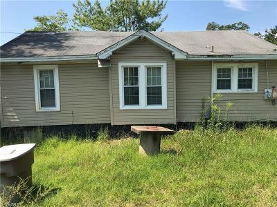 Greensboro Single Family Home For Sale: 4603 Summit Avenue