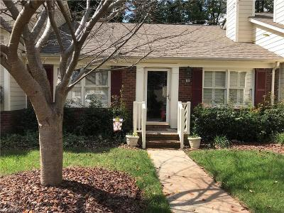 Greensboro Condo/Townhouse Due Diligence Period: 21 Park Village Lane #E