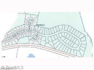 Davie County Residential Lots & Land For Sale: O Whitney Road