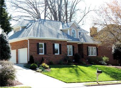 Winston Salem Single Family Home For Sale: 305 Rockmont Drive