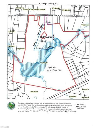 Residential Lots & Land For Sale: Nc Highway 49