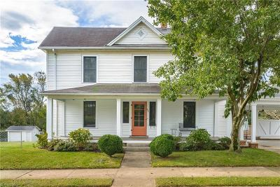 Winston Salem Single Family Home For Sale: 44 W Devonshire Street