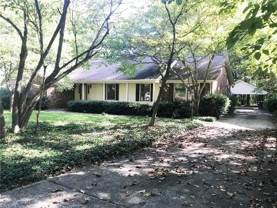 Greensboro Single Family Home For Sale: 1906 Basset Trail