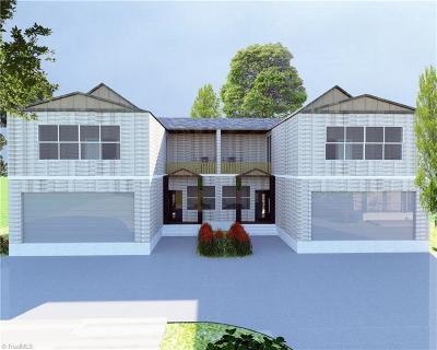 Greensboro Multi Family Home For Sale: 202 Denny Road