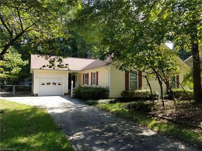Lake Jeanette Single Family Home For Sale: Nantucket Nantucket Road