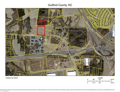 Guilford County Commercial Lots & Land For Sale: 3711 McConnell Road