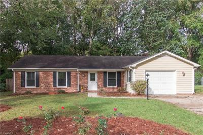 Greensboro Single Family Home For Sale: 5117 Cheviot Road