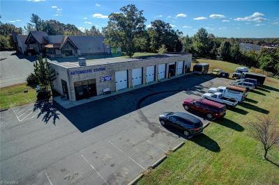 Reidsville Commercial For Sale: 2014 Barnes Street