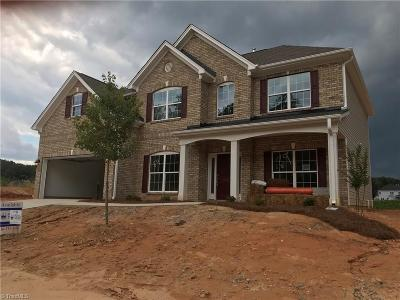 Kernersville Single Family Home For Sale: 1108 Magenta Way #89