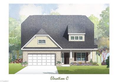 Clemmons Single Family Home For Sale: 1645 Binkley Farm Road