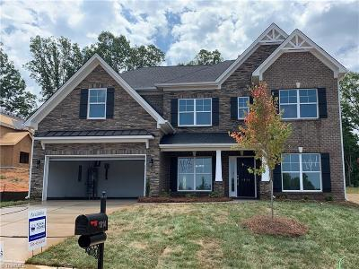 Kernersville NC Single Family Home For Sale: $340,899