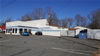 Pfafftown Commercial For Sale: 8331 Reynolda Road