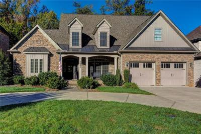 Guilford County Single Family Home Due Diligence Period: 2003 Stratton Hills Court