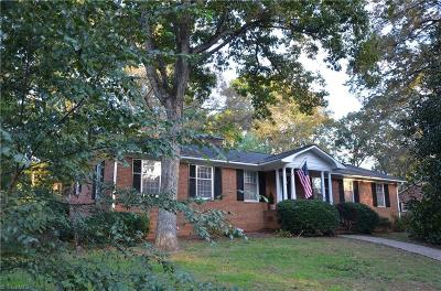 Sherwood Forest Single Family Home For Sale: 635 Friar Tuck Road