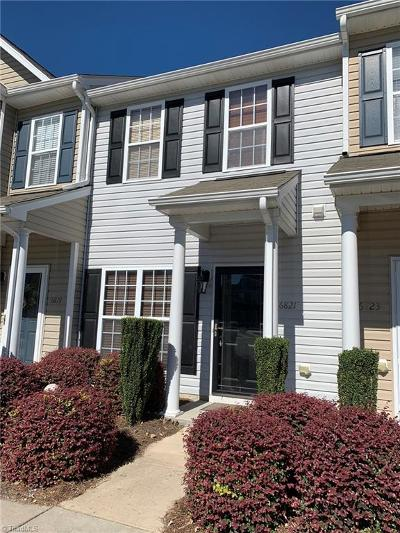 Whitsett Condo/Townhouse Due Diligence Period: 6821 Derby Run Drive