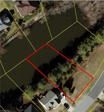 High Point Residential Lots & Land For Sale: 3205 Wynnfield Drive