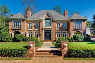 High Point NC Single Family Home For Sale: $1,775,000