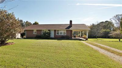 Kernersville NC Single Family Home For Sale: $119,900