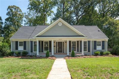 Greensboro Single Family Home For Sale: 2202 Carlisle Road