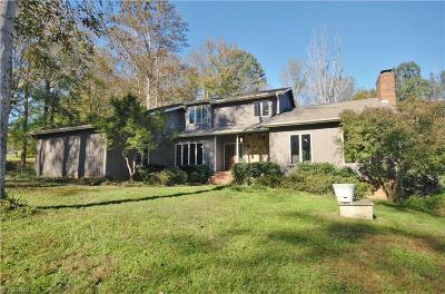 Oak Ridge Single Family Home For Sale: 6520 Hollow River Drive