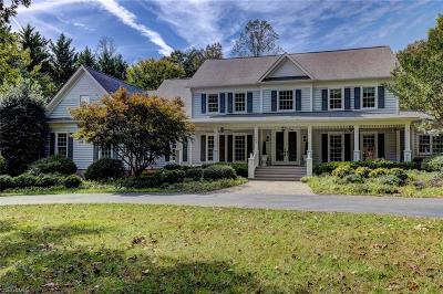 Summerfield Single Family Home For Sale: 7503 William Bailey Road