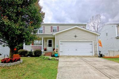 Kernersville Single Family Home Due Diligence Period: 145 Calla Lilly Lane