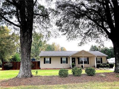 Mocksville Single Family Home For Sale: 2185 Us Highway 601