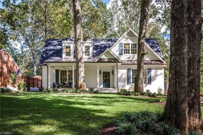 Greensboro Single Family Home For Sale: 4810 Starmount Drive