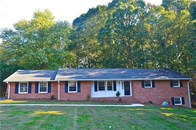 Kernersville Single Family Home Due Diligence Period: 1271 Woodbrook Drive
