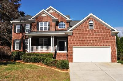 Kernersville Single Family Home For Sale: 6019 Oakmont Court