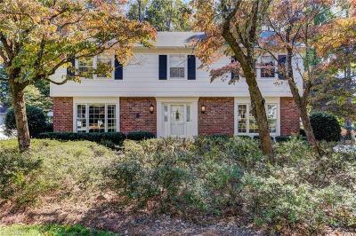 Greensboro Single Family Home For Sale: 906 Fairgreen Road