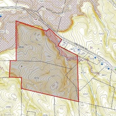 Rockingham County Residential Lots & Land For Sale: 68.8 Ac Smothers Road