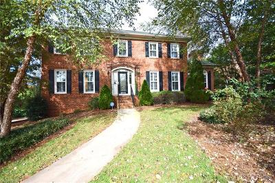 Clemmons Single Family Home For Sale: 8013 Kilcash Court