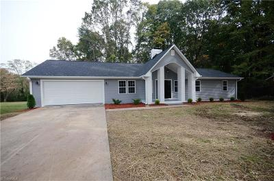 Kernersville Single Family Home Due Diligence Period: 228 Hedrick Drive