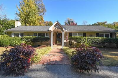 Greensboro Single Family Home Due Diligence Period: 1610 Westridge Road