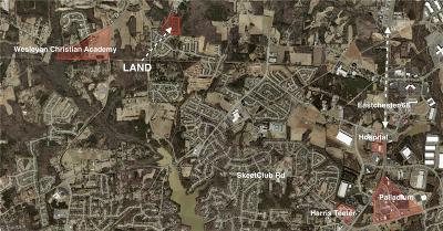 High Point Residential Lots & Land For Sale: 4620 & 4622 Sandy Camp Road