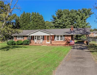 Kernersville Single Family Home Due Diligence Period: 919 Mayford Drive