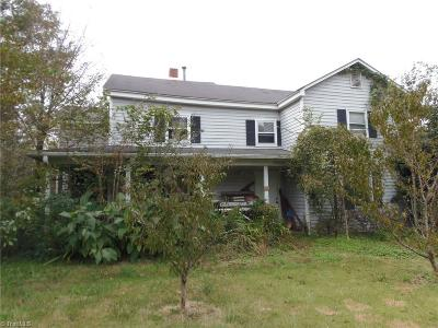 McLeansville Single Family Home For Sale: 6037 McLeansville Road