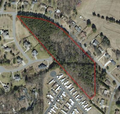 Clemmons Residential Lots & Land Due Diligence Period: 5880 Styers Ferry Road