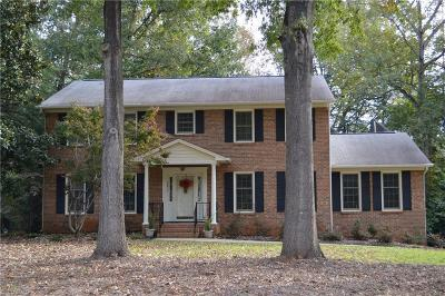 Clemmons Single Family Home For Sale: 3471 Tanglebrook Trail