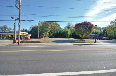 Guilford County Commercial Lots & Land For Sale: 625 Martin Luther King Jr Drive