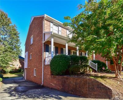 Winston Salem Single Family Home For Sale: 6029 Rittenhouse Road