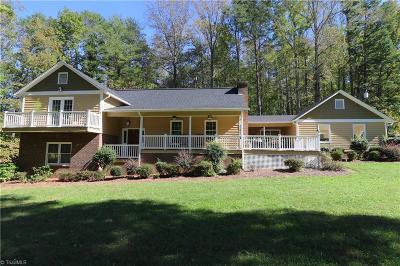 Asheboro Single Family Home For Sale: 515 Greenlawn Drive