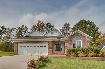 Asheboro Single Family Home For Sale: 2624 High Meadow Drive