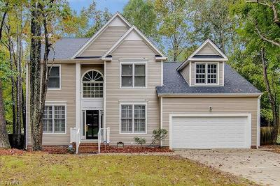 Single Family Home For Sale: 2003 Warwickshire Drive