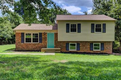 Kernersville Single Family Home Due Diligence Period: 211 Yorktown Road