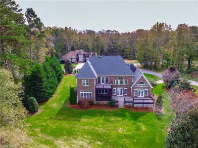 Statesville Single Family Home For Sale: 3243 Broadmoor Drive